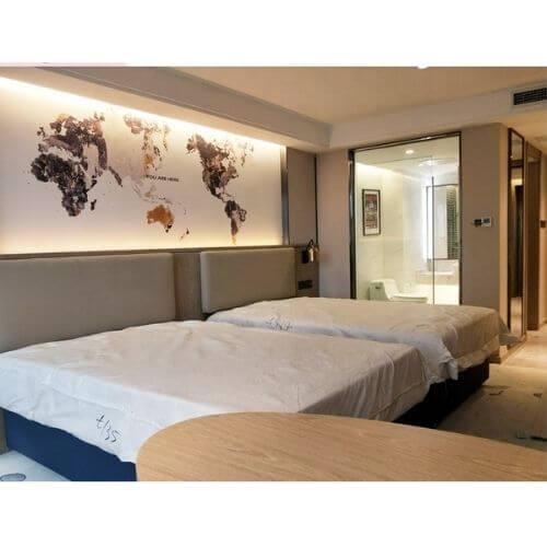 5 Star Hotel Bedroom