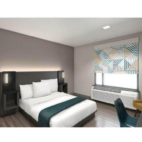Motel 6 Gemini Hotel Furniture